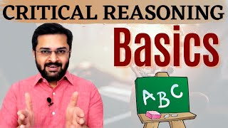 Basics of Critical Reasoning | SBI PO 2017 Online Classes #DAY 5 Mains