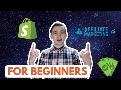 Shopify vs Affiliate Marketing | How To Make Money On The Internet thumbnail