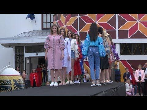 14.05.2018 У Коломиї відбувся етнофестиваль вишиванок «Колорит»