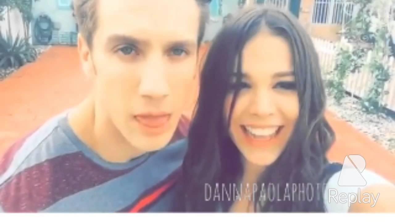 Danna Paola y Eugenio Siller una relación especial. - YouTube