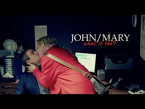 [Sherlock] John/Mary » What is she?