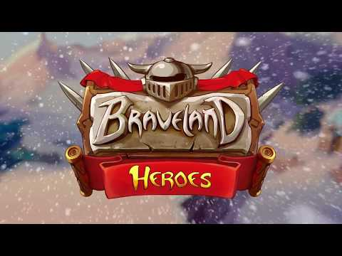 Braveland Heroes – Launch Trailer – Turn Based Strategy RPG Games iOS / Android