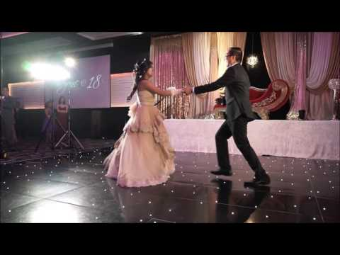Breyanne Bautista 18th Birthday Debut - FATHER and DAUGHTER Dance