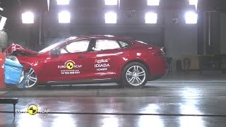 Tesla Model S: Euro-NCAP-Crashtest