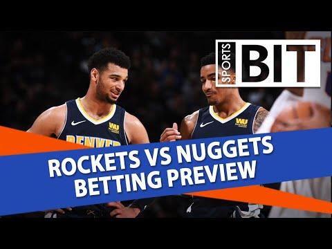 Rockets vs Nuggets NBA Picks and Predictions | Sports BIT | Free NBA Betting Tips