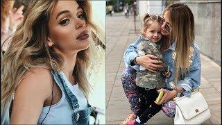 Беременная Анна Хилькевич рассказала о воспитании маленькой дочери