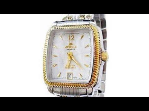 швейцарские часы апелла купил на барахолке