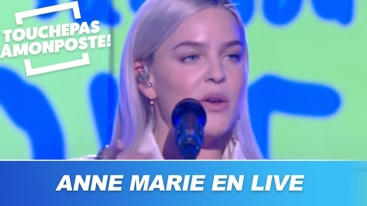 Marshmello & Anne-Marie - Friends (Live @TPMP)