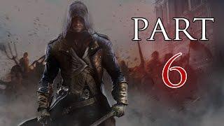 Assassins Creed Unity - Walkthrough Part 6 [PS4]