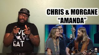 "CHRIS STAPLETON ""AMANDA"" 