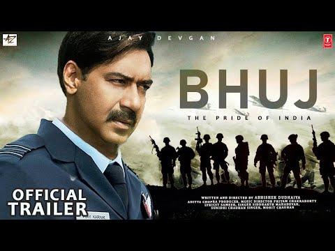 Bhuj The Pride of India Official Trailer   Ajay Devgn,Sanjay Dutt,Sonakshi Sinha  Concept Trailer