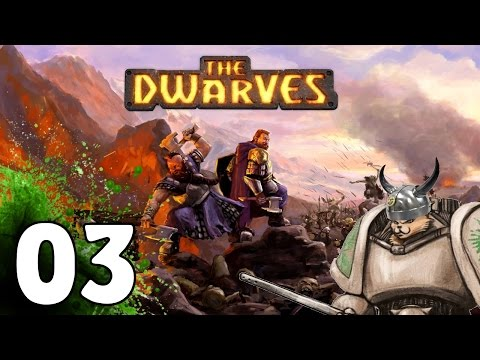 The Dwarves PC - Our People - Let's Play The Dwarves Part 3