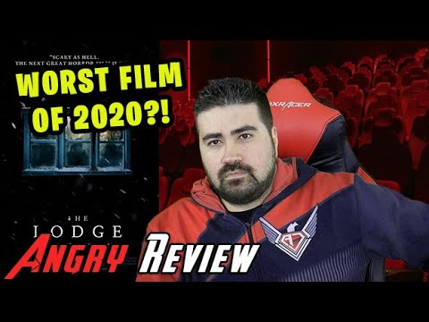 The Lodge Angry Movie Review [WORST FILM OF 2020?!]