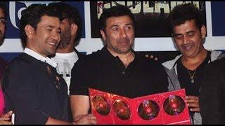 Bhojpuri Movie 'Ghulami' Music Launch With Sunny Deol, Ravi Kishan