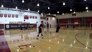 CIF SS Quarter Finals | Arcadia v Walnut | XD | Alan/Melody