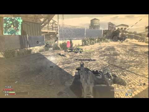Kill Confirmed | Dome | MW3 PS3 HD...
