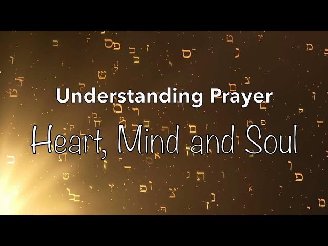 Understanding Prayer: Thanking & Thinking (2/10)