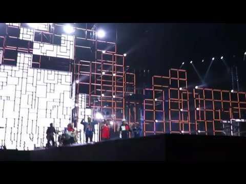 Bruno Mars - 24k Magic (live) - MTV EMAs...
