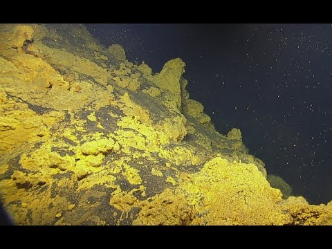 Surveying Pele's Pit Crater on Lōʻihi Seamount | Nautilus Live