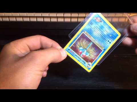 How i take pokemon cards out of top loaders youtube