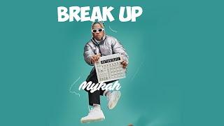 Afro Beat Instrumental 2020 BREAK UP (WIZKID ✘ OMAH LAY Type Beat) Afro Pop Instrumental 2020
