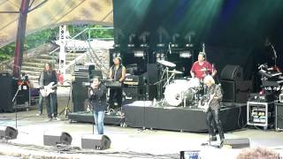 Survivor - The Search is over LIVE @ HiRock Loreley 2013