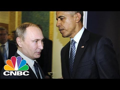 Fmr. President Obama Approved 'Cyberweapons' Against Russia Before Leaving Office | CNBC