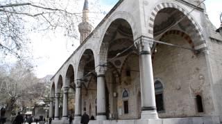 Hafız Ali TEL / Amasya Sultan Bayezid Camii Öğle Ezanı (Ocak 2014)