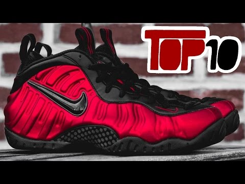 Top 10 Nike Air Foamposite One Shoes Of 2016 - 동영상