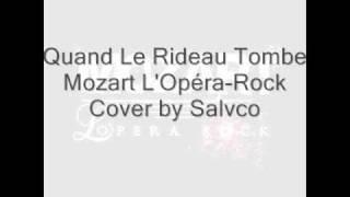 Quand Le Rideau Tombe - Salvco Cover