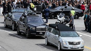 4 shot, 1 fatally, near Nipsey Hussle funeral procession