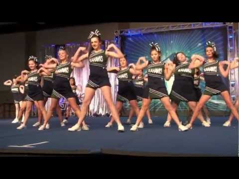 Silverdale Baptist Academy Competitive Cheer - Day 2