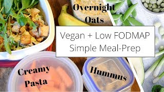 You can download my free vegan & lowfodmap meal maker guide, along with the hummus recipe here: http://eepurl.com/c9rpe9 also join newsletter mail...