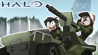 The first Halo campaign played by Nogla & Wildcat on Legendary...