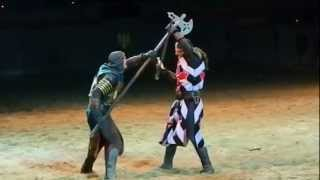 Medieval Times - Knigths Fight