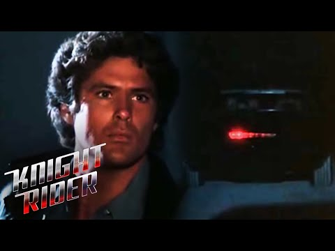 KARR Is Unleashed | Knight Rider