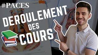 LE DEROULEMENT DES COURS EN PACES !