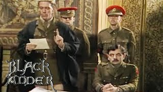 Blackadder is Court-martialed - Blackadder - BBC
