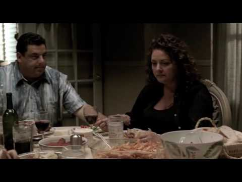 "The Sopranos 5.10 - ""I wonder what"