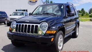 2007 Jeep Liberty Limited 3 7 4x4
