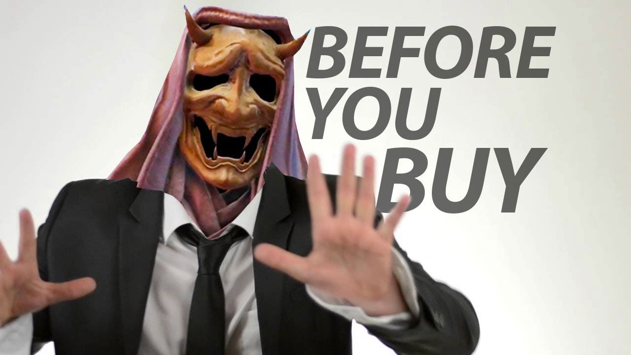 Sekiro: Shadows Die Twice - Before You Buy thumbnail
