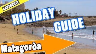 Matagorda Lanzarote holiday guide and tips