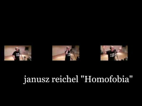 Janusz Reichel - Homofobia