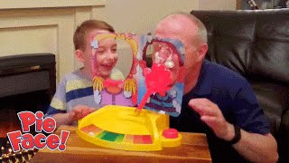 'Pie Face Showdown' Official T.V. Commercial #1 - Hasbro Gaming