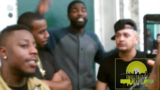 K-Shine, Tsu Surf, Calicoe, Cortez,Caustic, John John talk about battles