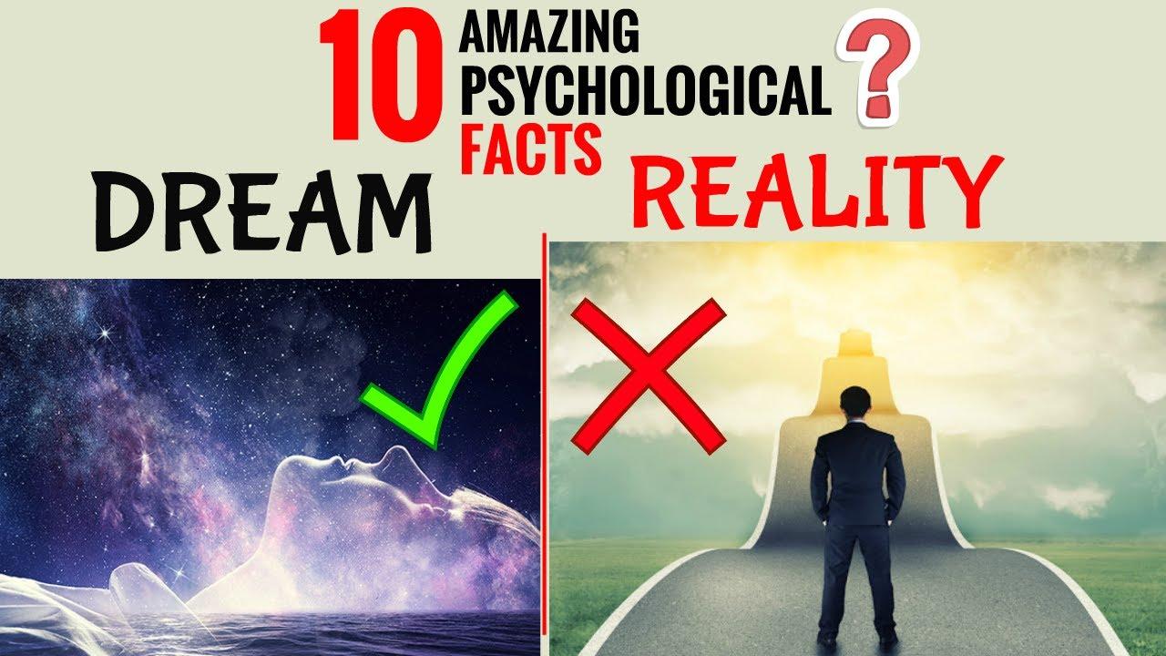10 Amazing Psychological Facts | 10 सबसे अद्भुत मनोवैज्ञानिक तथ्य