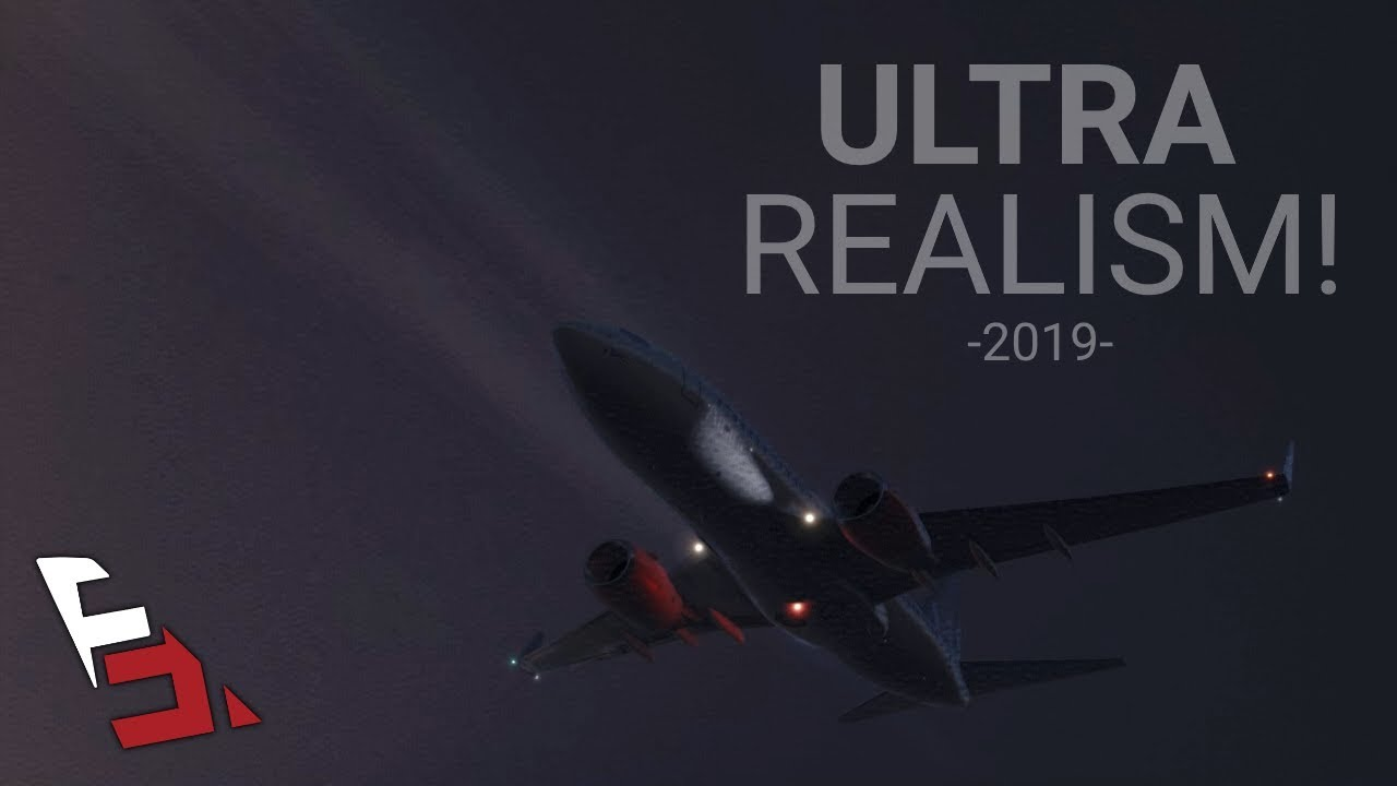 Will MS Flight Simulator 2020 Look Like this? Spectacular Realism! A Short  X-Plane 11 Movie