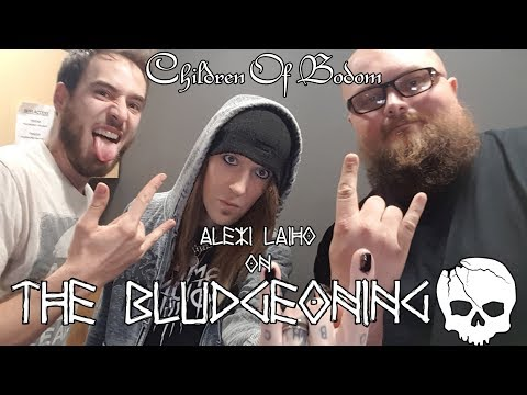 Bludgeoning I - Alexi Laiho from Children of Bodom