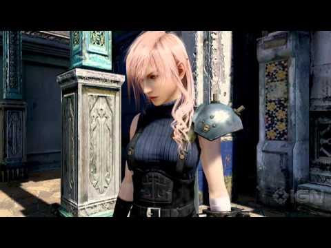 Lightning Returns Final Fantasy XIII Cloud Uniform Trailer