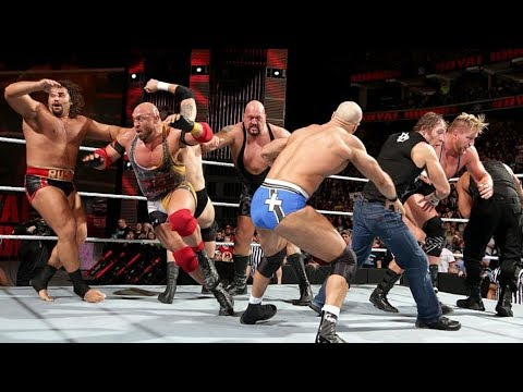 FULL MATCH - Royal Rumble Match: Royal Rumble 2015